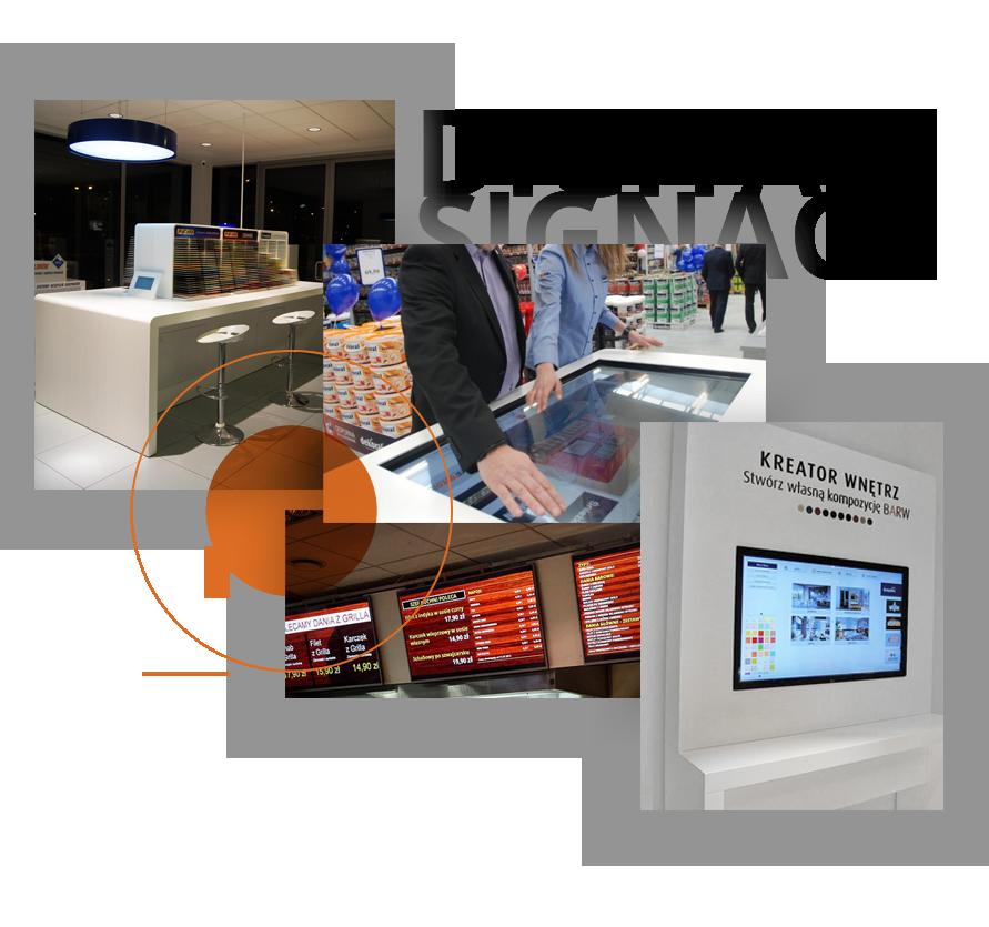 Innowacyjne urządzenia dla aptek - totemy multimedialne i stoły dotykowe