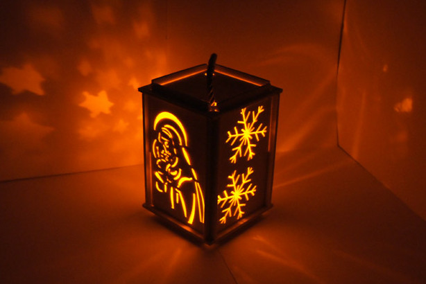 Lampiony adwentowe dla dzieci na Roraty
