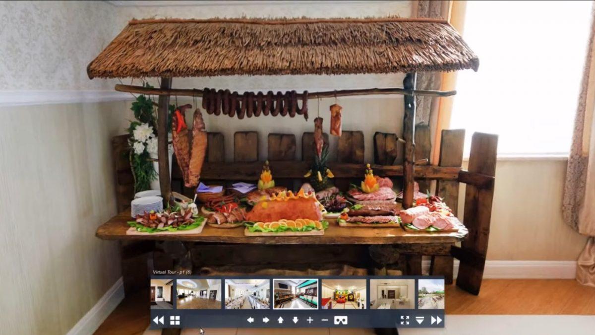 Dom Weselny w Otfinowie – strona internetowa i wirtualny spacer